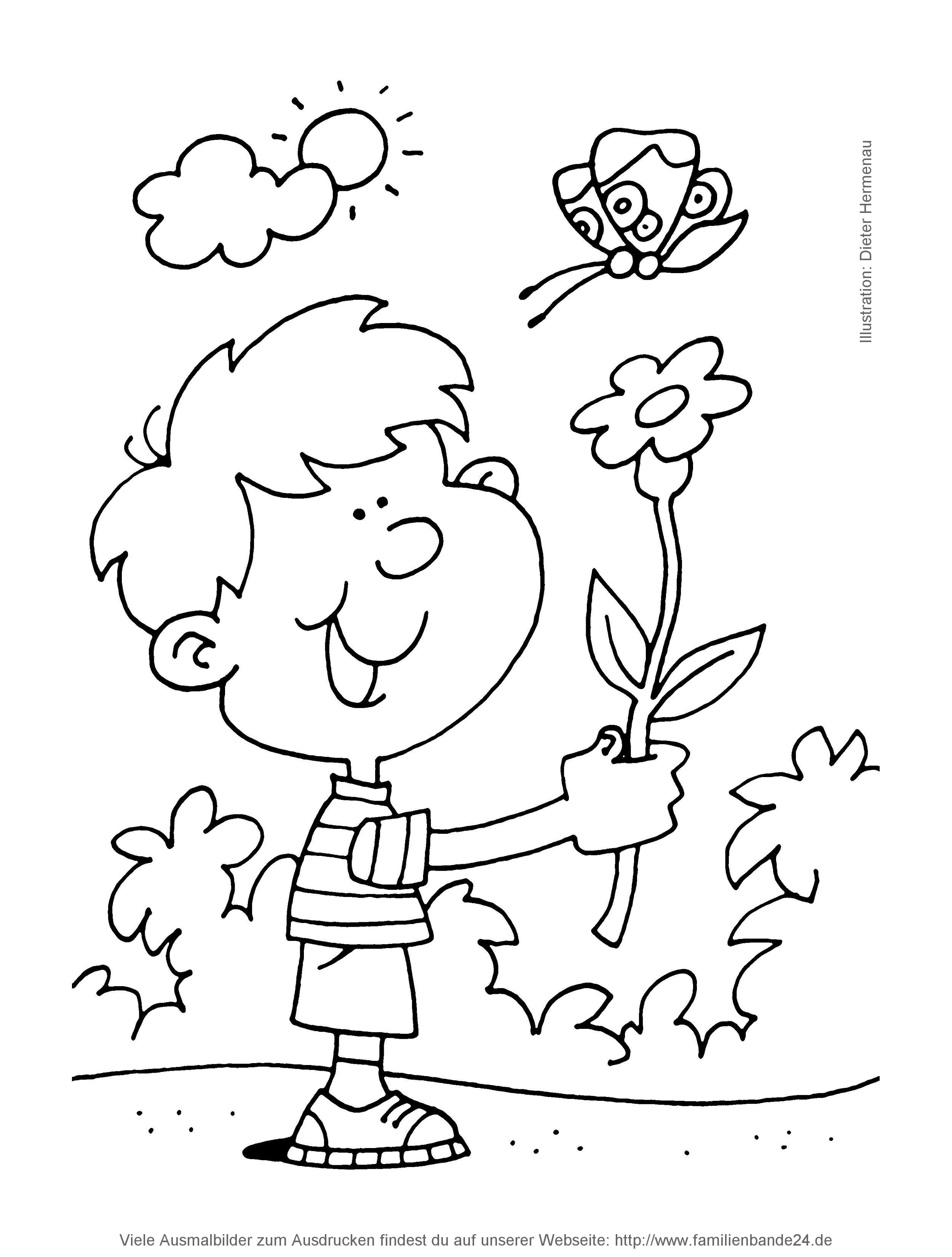 Ausmalbilder Schmetterlinge Blumen : Familienbande24 Alles Zu Vornamen Schwangerschaft Geburt Und Kinder
