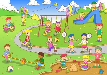 Spielplatz Für Garten der spielplatz im eigenen garten