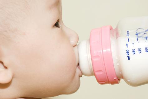 Muttermilch ausstreichen