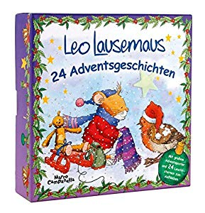 Adventsbox<br/>Leo Lausemaus