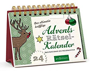 Kniffliger Advents-Rätsel-Kalender