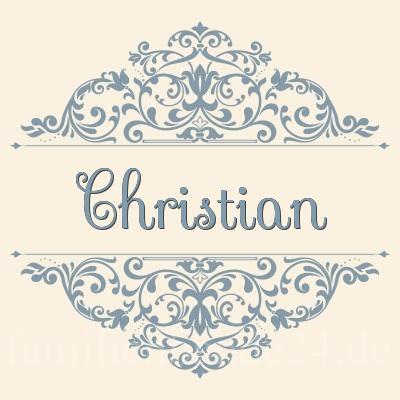 woher kommt der name christina