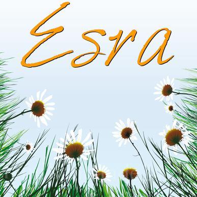 Esra Vorname