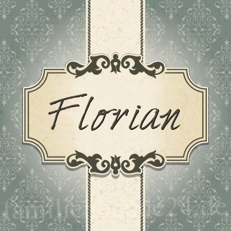 Bedeutung Name Florian