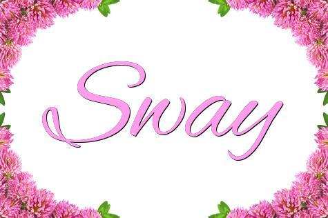 sway namens bedeutung und herkunft des vornamen sway. Black Bedroom Furniture Sets. Home Design Ideas